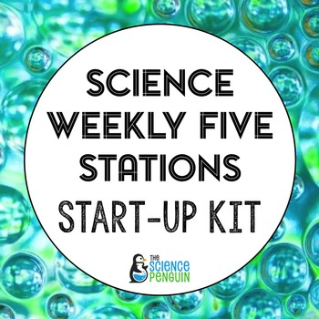 Science Weekly Five Start-Up Kit