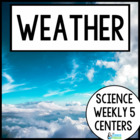 Science Weekly Five- Weather