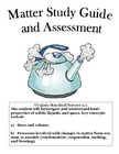 Science:Matter Assessment and Study Guide: Solids, Liquids