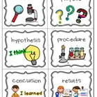 Scientific Method Cards - go with handout
