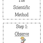 Scientific Method Display Posters
