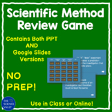 Scientific Method, Experiment Design, Jeopardy - Like Powe
