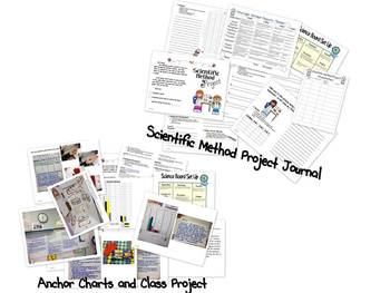 Scientific Method Journal  Science Fair Packet Experiment