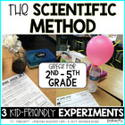 Scientific Method Mini-Pack {notes, report outline & labs}