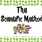 Scientific Method Posters *Kid Friendly*
