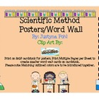 Scientific Method Posters/Word Wall