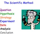 Scientific Method Steps - Lesson Presentations, Mnemonics,