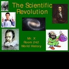 Scientific Revolution Lecture Powerpoint Presentation