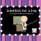 Scientist for a Day: Peers teaching Peers!
