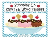 Scooping Up Short a Word Families