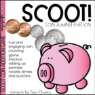 Scoot! Counting Coins / Money Game
