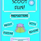 Scoot Fun! Prepositions