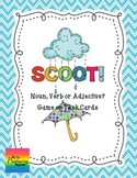 Scoot:  Noun, Verb or Adjective?