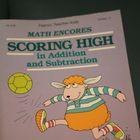 Scoring High in Addition and Subtraction grades 1-2