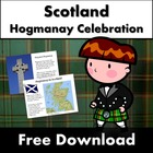 Scotland Word Search - Free Download