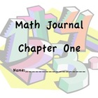 Scott Foresman Math Journal for Kindergarten