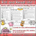 Scott Foresman Reading Street Roll & Read Fluency Practice Unit 1