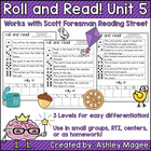 Scott Foresman Reading Street Roll &amp; Read Fluency Practice Unit 5