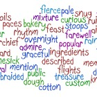 Scott Foresman Reading Street - Unit 5 Vocabulary Wordle