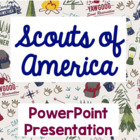 Scouts of America PowerPoint