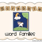 Scrabble Word Families