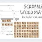 Scrabble Word Math