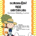 Scrambled Egg Sentences Center