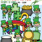 Scrappy St Paddy - Graphics Pack for St Patricks Day