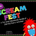 Scream Fest - A Fun {and Educational} Bundle of {Not-So} S