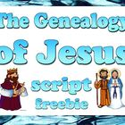 Script: Geneology of Jesus (Mother&#039;s Day)