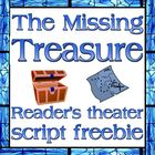 Script: Missing Treasure (Reader&#039;s Theater, Psalms 18)