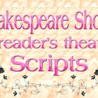 Scripts: Shakespearean Reader's Theaters (5)