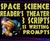 Scripts: Space science reader's theaters (3 scripts, 13 wr
