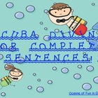 Scuba Diving for Complete Sentences