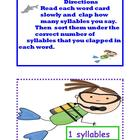 Scuba Diving into Syllables