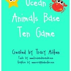 Sea Creatures Base Ten Pack