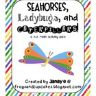 Seahorses, Ladybugs, and Caterpillars! {Inspired by the Wo
