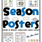 Season Posters (Includes 16 Different Ready-To-Print Seaso