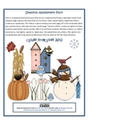Seasonal Assessment Pack {FREE}