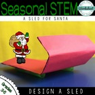 Seasonal STEM: Santa's Sled