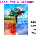Seasons Flipchart (Common Core Math & Sunshine State Scien