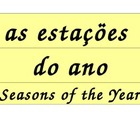 Seasons - Portuguese