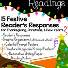 Season's Readings: 15 Festive Reader's Responses