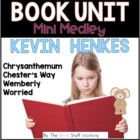 Second Grade Author Activities:  Kevin Henkes