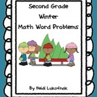 Second Grade Christmas Math Word Problems Galore