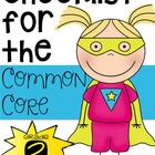 Second Grade Common Core Checklist