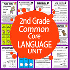 Second Grade Common Core Language Unit