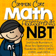 Second Grade Common Core Math Assessments 2.NBT.1-4