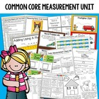Second Grade Common Core Measurement Unit