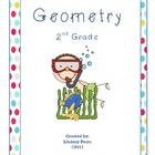 2nd Grade Geometry Common Core Resources
